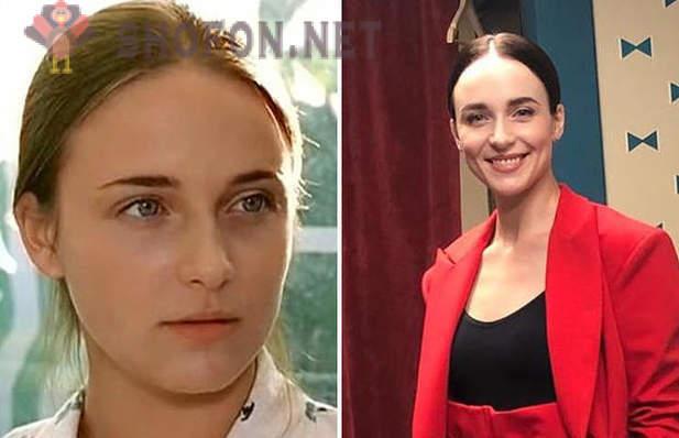 Schauspielerinnen russische Palina Rojinski
